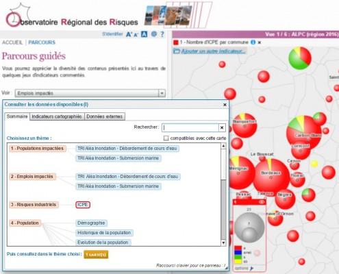 GIP Atgeri : Observatoire régional des risques
