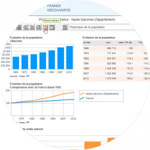 Exporter les données des rapports